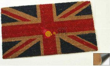 Felpudo bandera británica