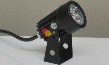 Foco de exterior con tecnología LED
