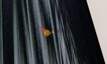 Pantalla de hilo en color negro 40cm