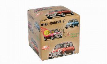 Puff mini cooper