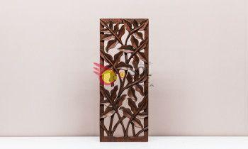 Panel artesanal en madera maciza