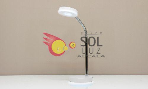 Flexo LED en color blanco