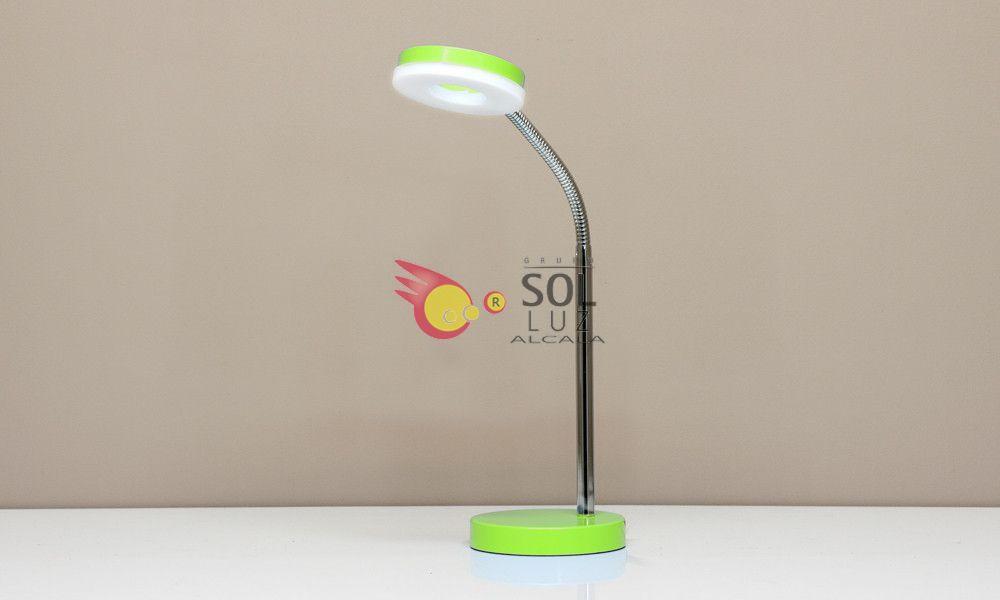 Flexo LED en color verde