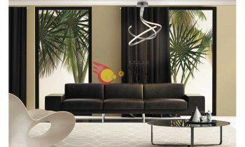 Lámpara de techo MANTRA de la colección NUR