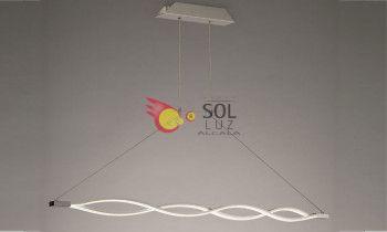 Lámpara de techo MANTRA de la colección SÁHARA