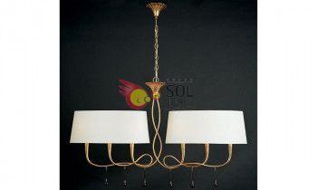 Lámpara de MANTRA de la...