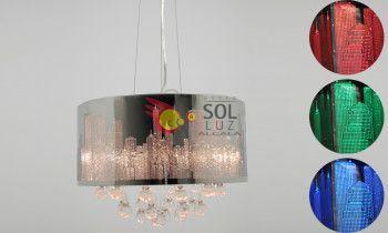 Lámpara LED New York