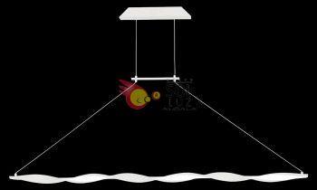 Lámpara lineal de MANTRA de...