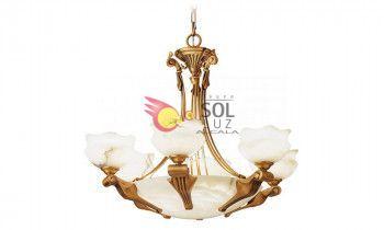 Lámpara colgante clásico