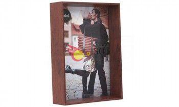Portafotos de madera 13x18
